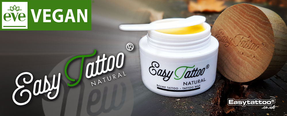 eaytattoo tattoo wax vegan tattoo aftercare banner