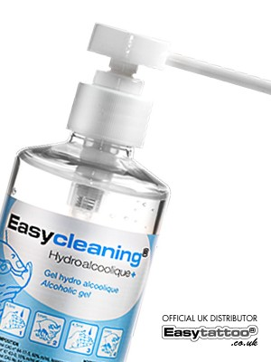 easycleaning alcohol based gel 500 ml