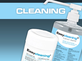 Easycleaning disinfecting products for professional tattoo and piercing studio