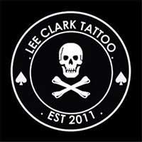 Lee Clark tattoo logo