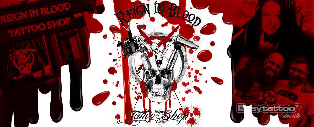 Aberdeen easytattoo uk for Blue blood tattoo