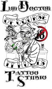 Ink Doctor Tattoo Studio logo at easytattoo.co.uk