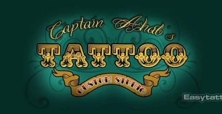 Captain Ahabs Tattoo Studio at Easytattoo.co.uk