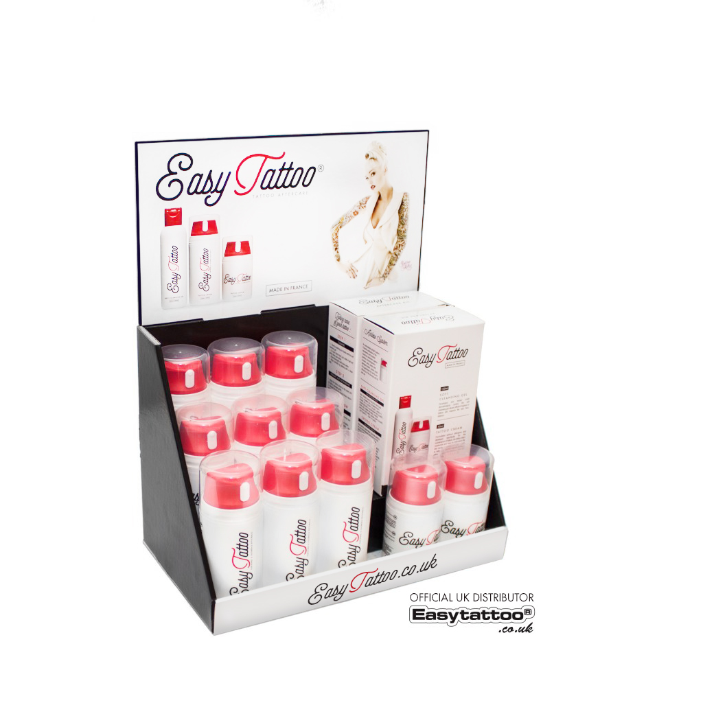 Easytattoo aftercare cream uk distributor for Best moisturizer for tattoo