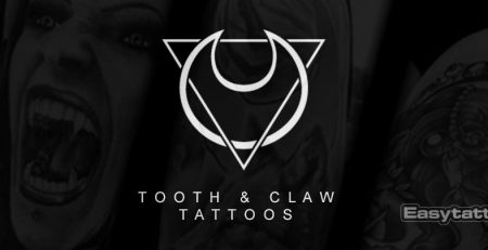 Tooth And Claw Tattoo Studio at Easytattoo.co.uk