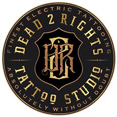 dead-2-rights-tattoo-logo