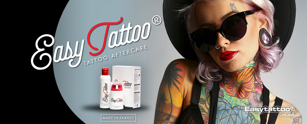 tattoo aftercare at easytatto uk
